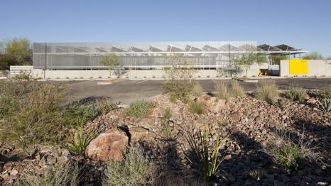 2011 Honor Award - Architect: Repp Design + Construction - Location: Tucson, Arizona