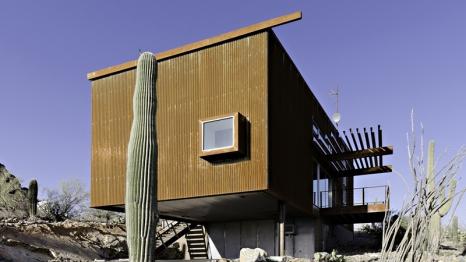 2011 Merit Award - Architect: Rob Paulus Architects, LLC - Location: Tucson, Arizona