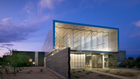 2011 Merit Award - Architect: Richard + Bauer - Location: Phoenix, Arizona