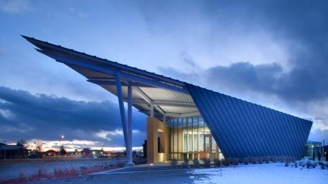 2011 Merit Award - Architect: Roth Sheppard Architects - Location: Windsor, Colorado
