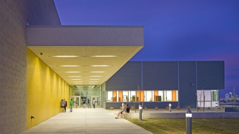 2011 Citation Award - Architect: Tate Snyder Kimsey Architects - Location: Fernley, Nevada