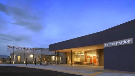 2010 Merit Award - Architect: DLR Group - Location: Kingman, Arizona