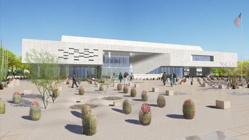 2011 Citation Award - Architect: Westlake Reed Leskosky - Location: Yuma, Arizona