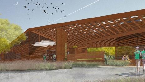 2010 Citation Award - Architect: Marlene Imirzian & Associates Architects - Location: Phoenix, Arizona