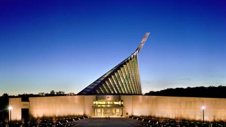 2011 Honor Award - Architect: Fentress Architects - Location: Quantico, Virginia