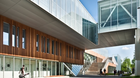 2010 Honor Award - Architect: Westlake, Reed, Leskosky - Location: Oberlin, Ohio