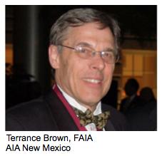 Terrance Brown, FAIA