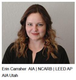 Erin Carraher, AIA
